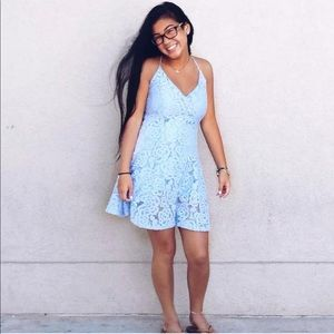 Lace Skater dress from Windsor